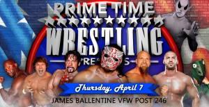 Prime Time Wrestling